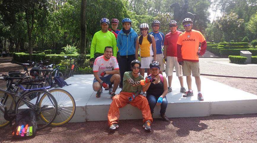 Ciclistas solteros