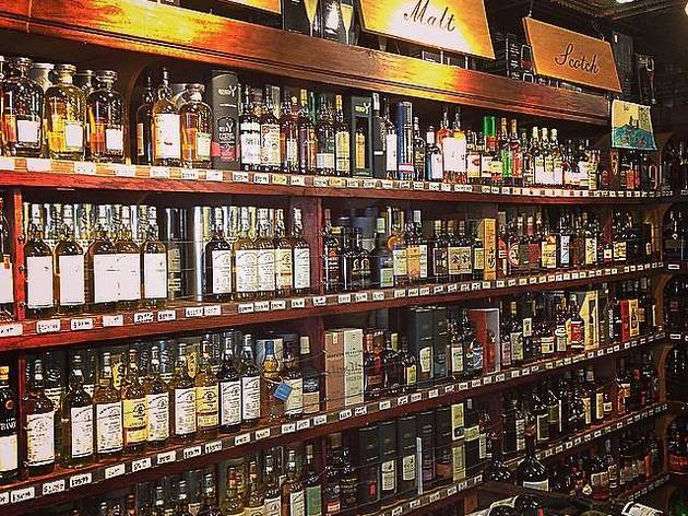Liquor Stores For Finding The Best Booze In New York City