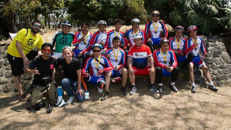 Ciclismo para todos (Foto: Cortesía Ciclismo para todos)