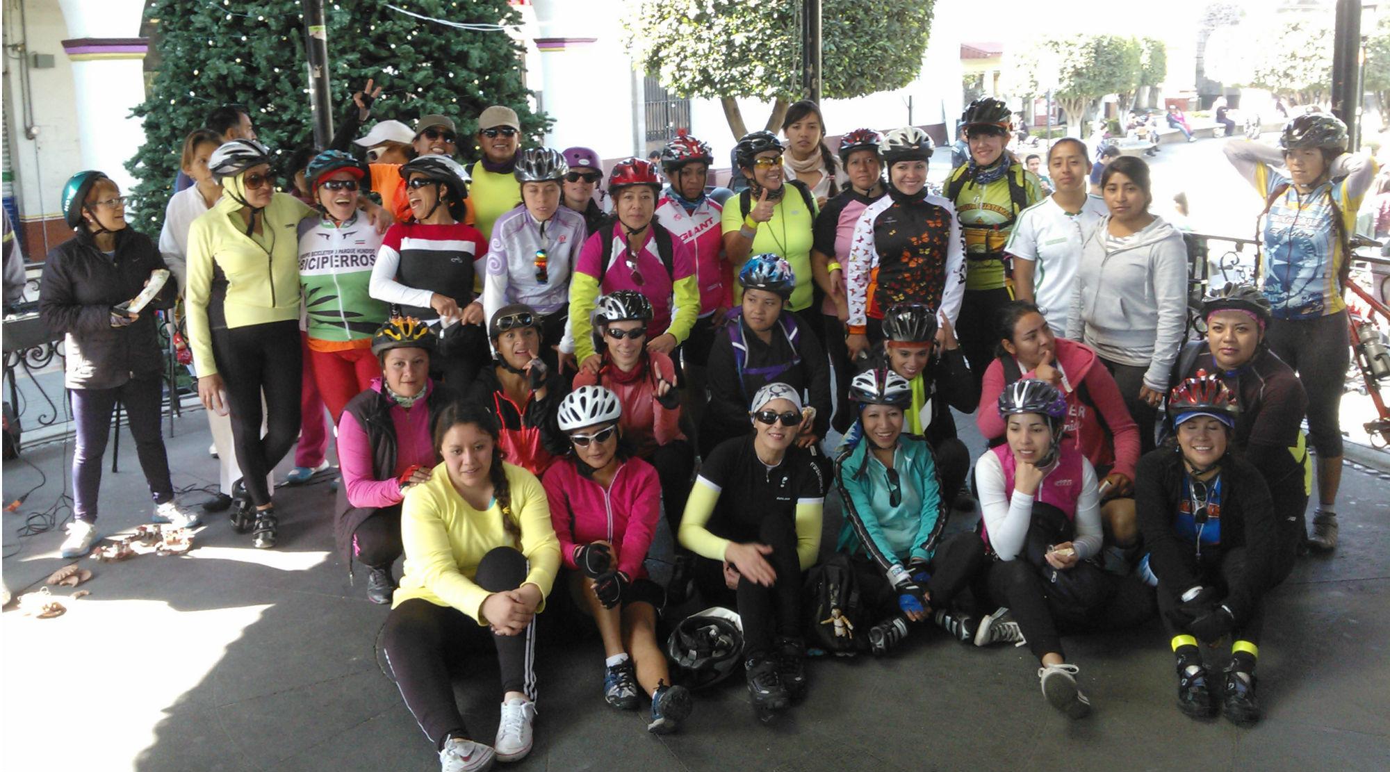 Grupos Ciclistas para la comunidad LGBTTTI