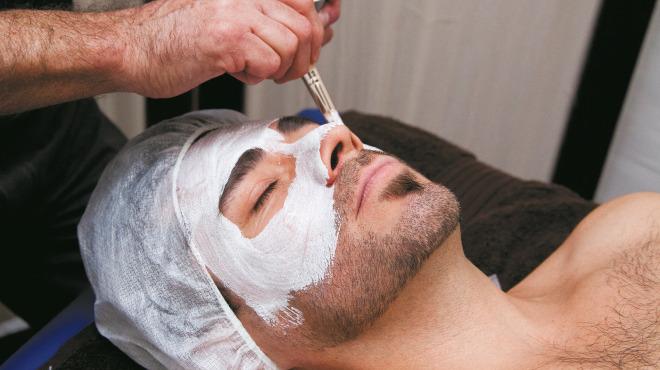 Estéticas, spas y barberías