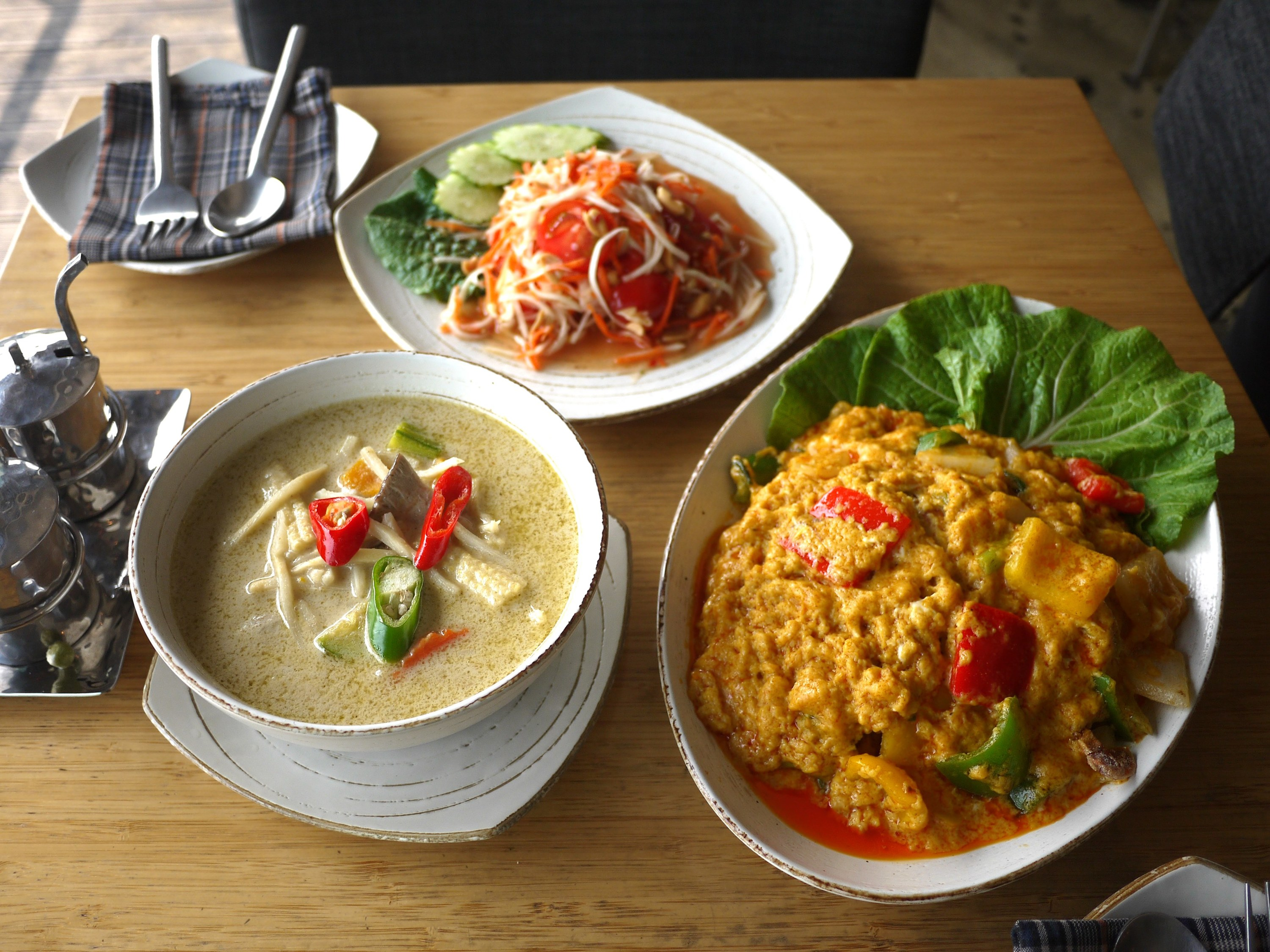 Delicious Thai eateries in Seoul