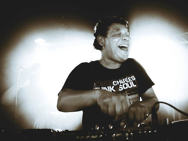 Craig Charles: Court of Funk