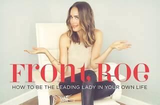 Louise Roe in Coversation with Catt Sadler at The Grove