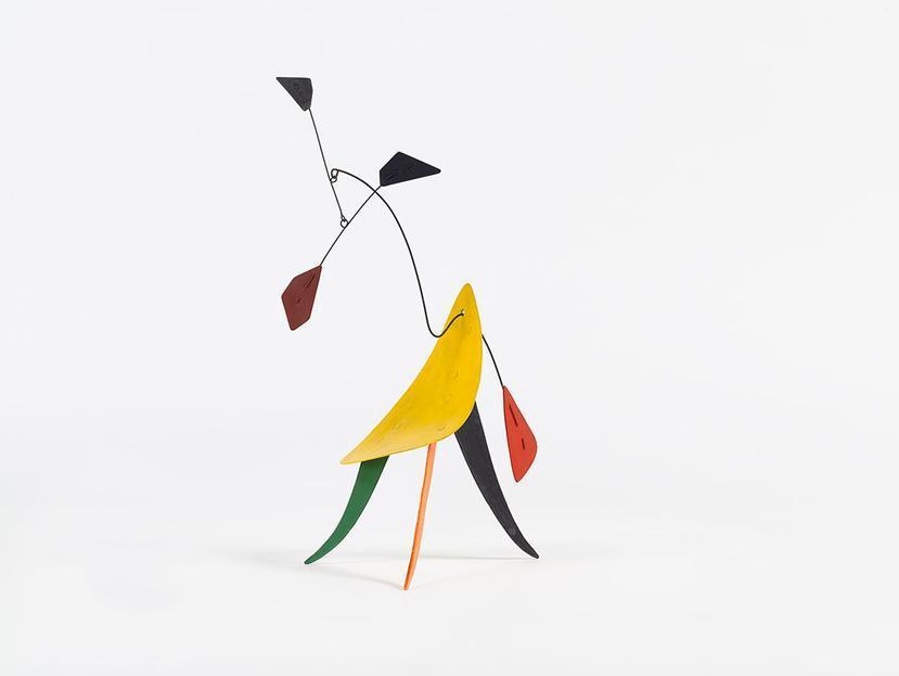 "Alexander Calder, ""Multum In Parvo"""