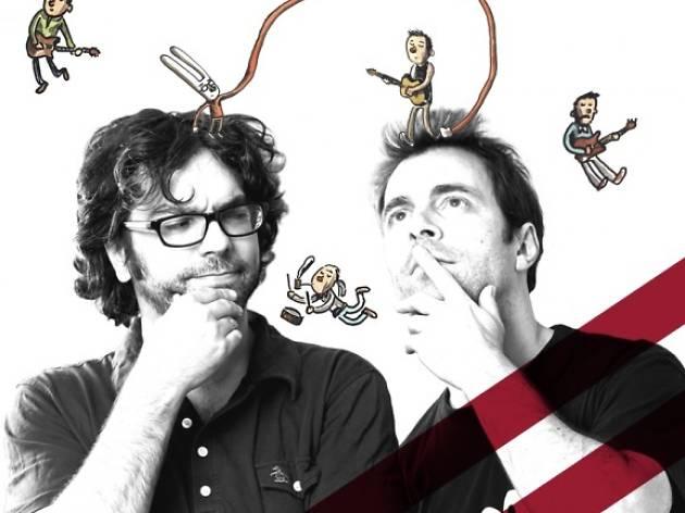Kevin Johansen + The Nada + Liniers