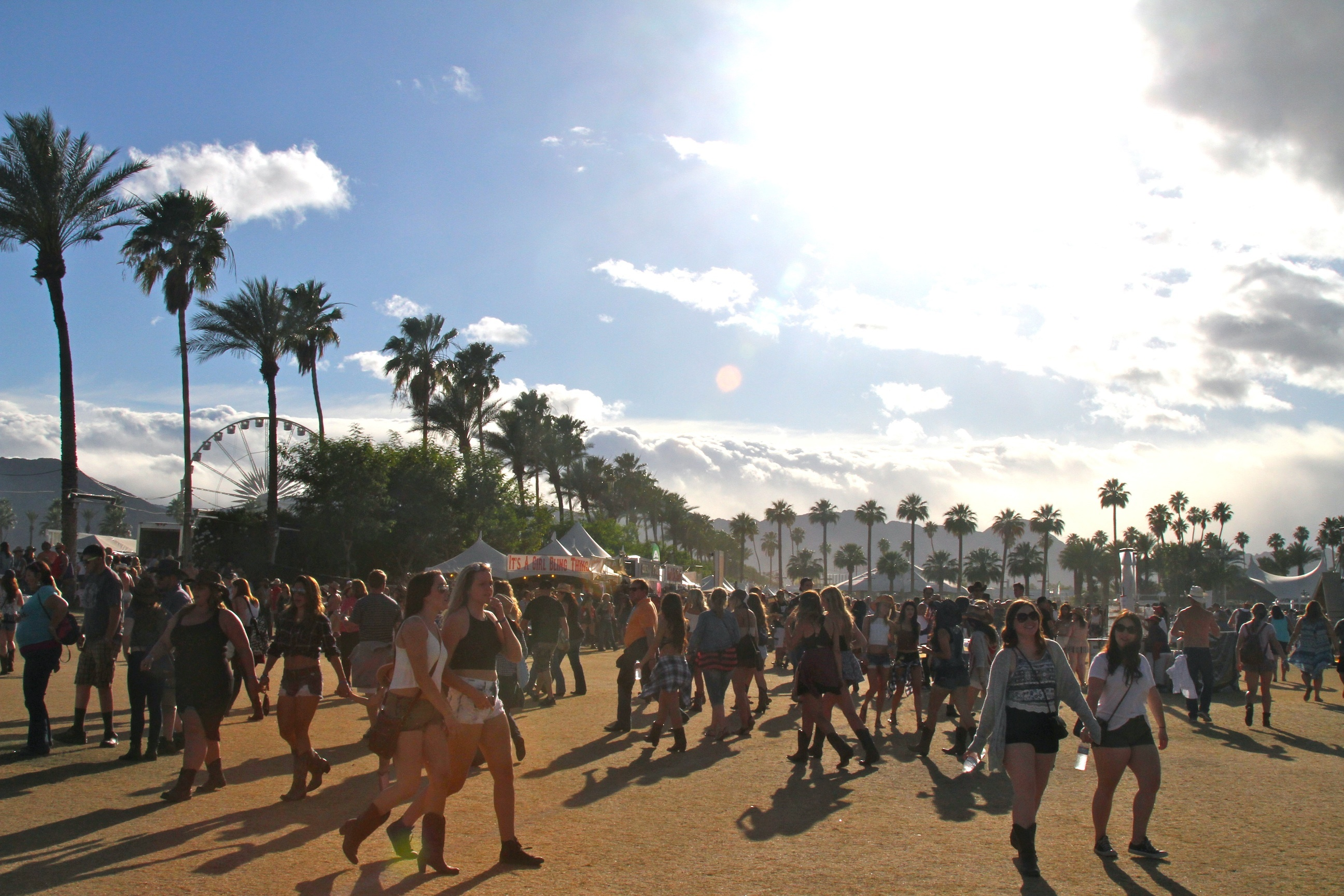 10 things I learned at Stagecoach