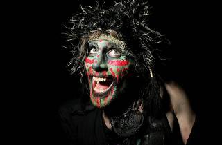 The Goblin King's Masquerade Ball