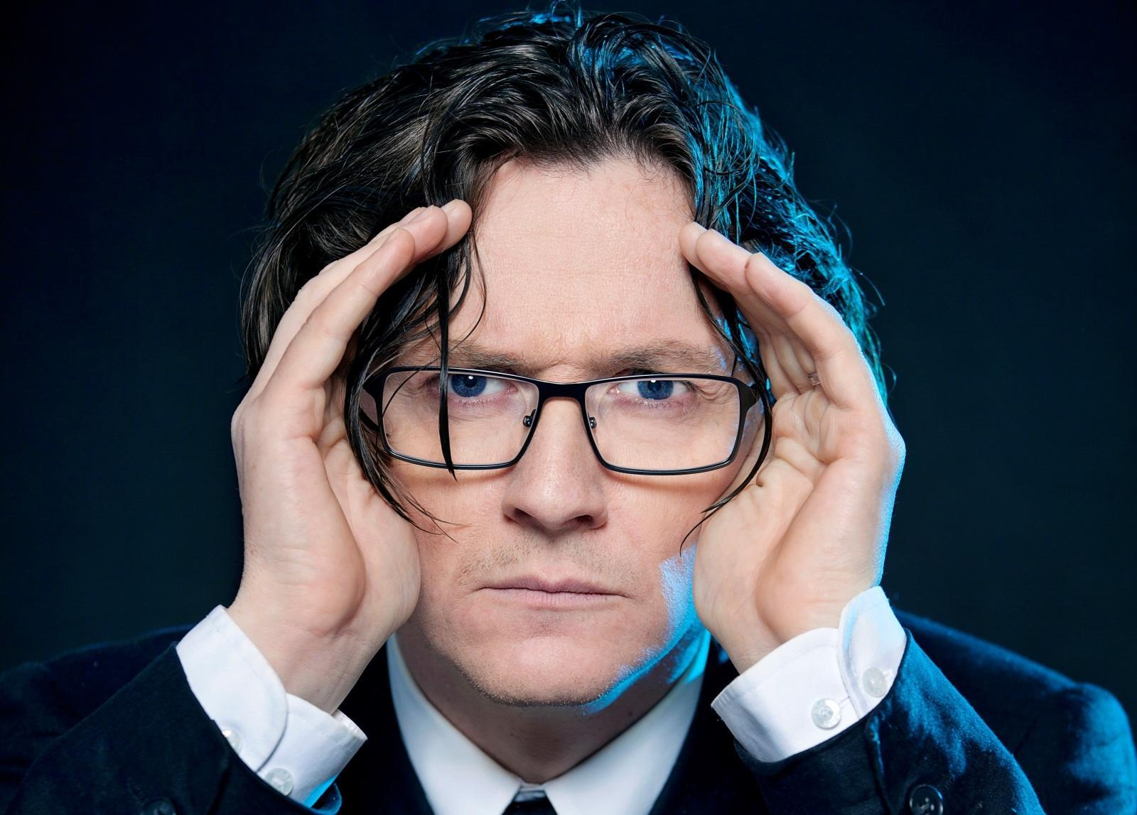 Ed Byrne – Outside, Looking In