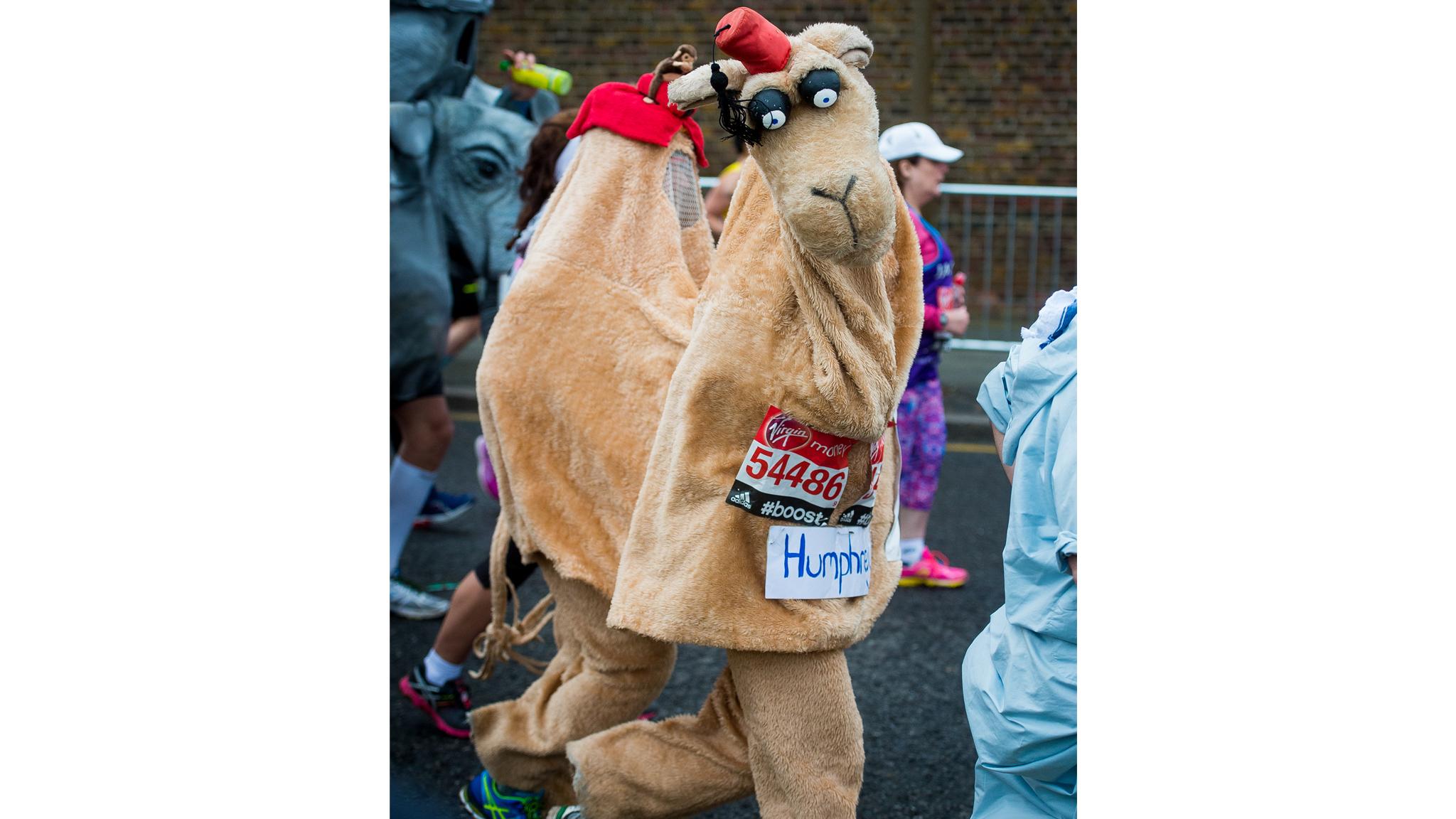 London Marathon 2015