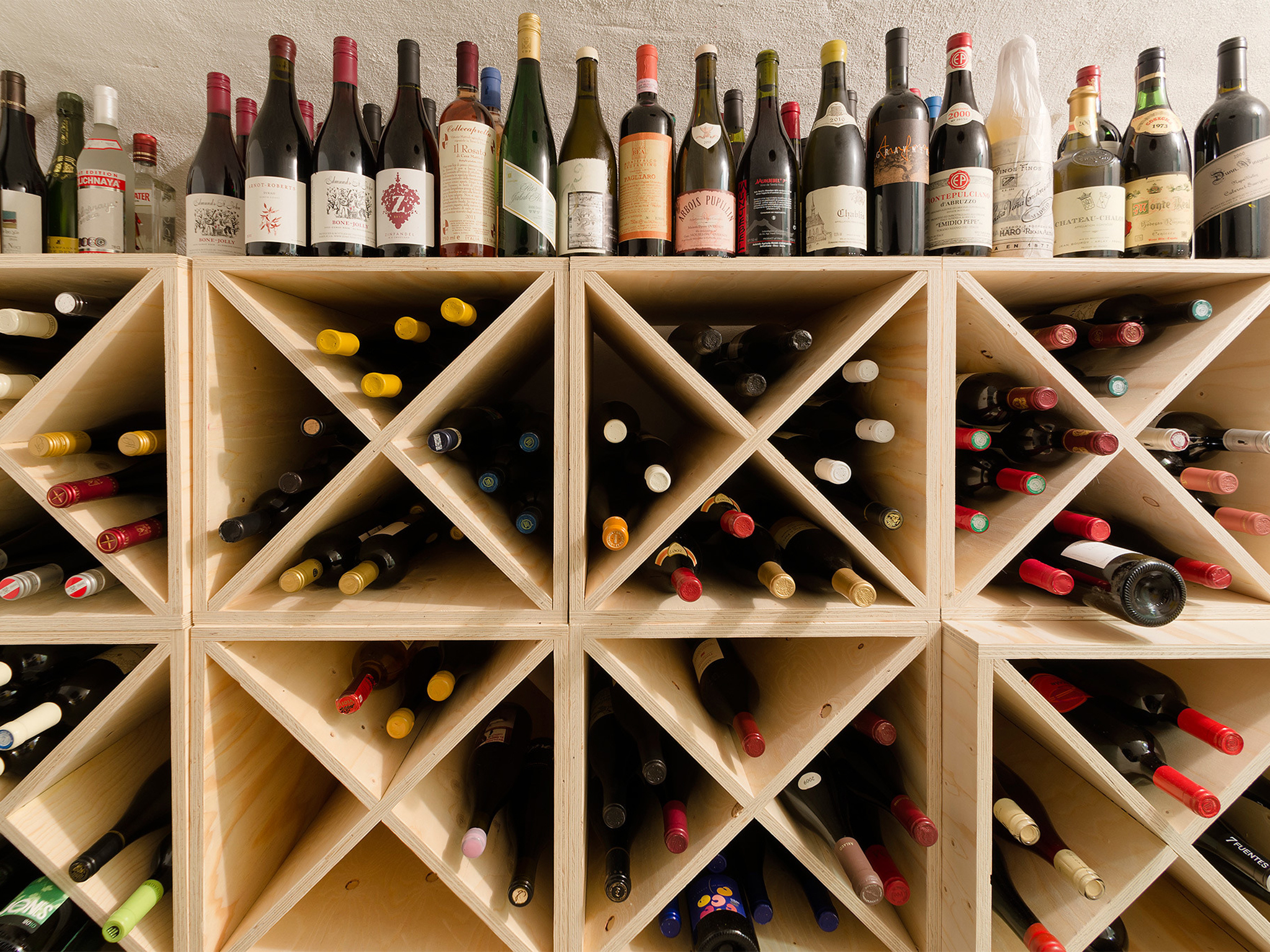 London's best natural wine