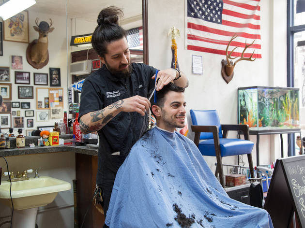 Irving Park Barber Shop