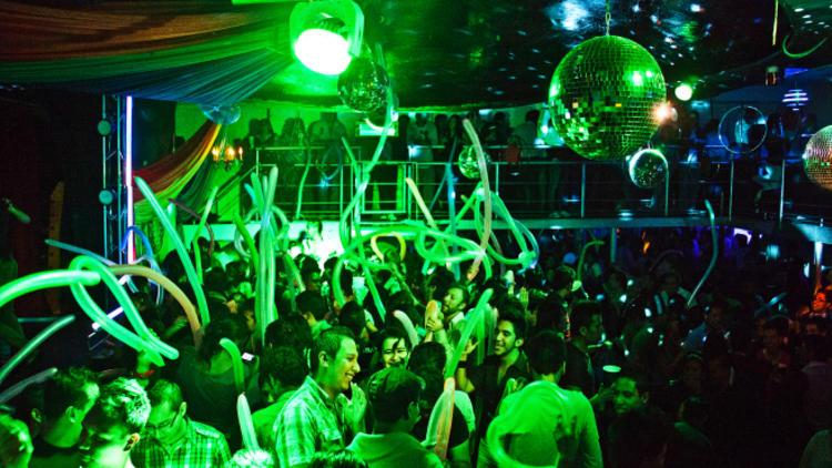 608 Night Club (Foto: Alejandra Carbajal)