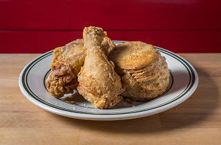 PIES N THIGHS fried chicken