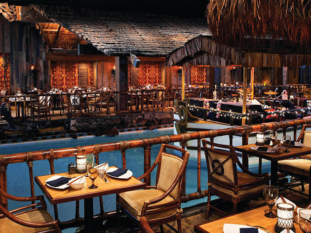 Tonga Room & Hurricane Bar