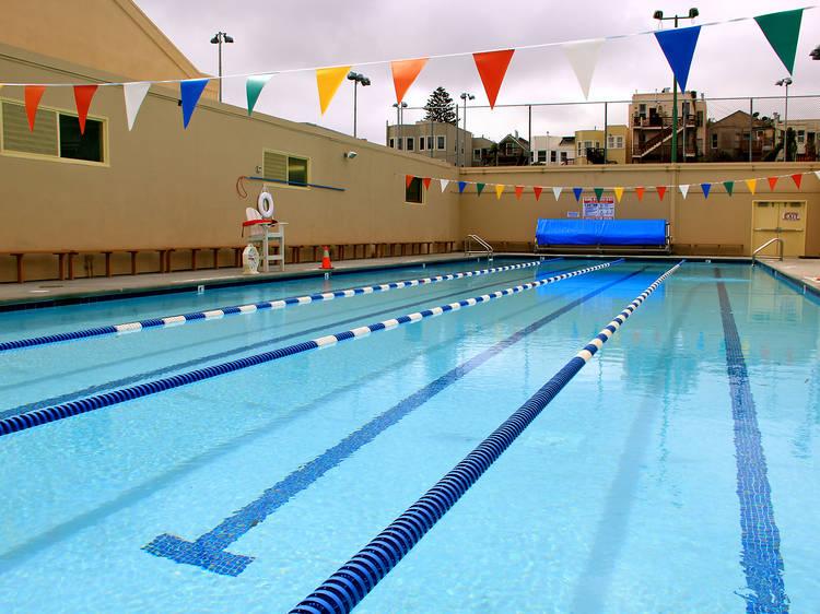 Mission Community Pool