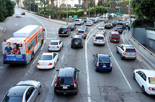 100,000 fewer cars in L.A. in 5 years? Here's how it can happen.