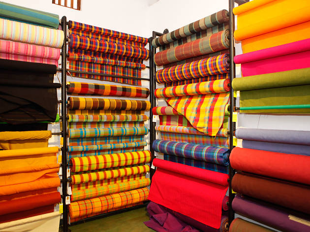 Selyn is a handloom store in Colombo