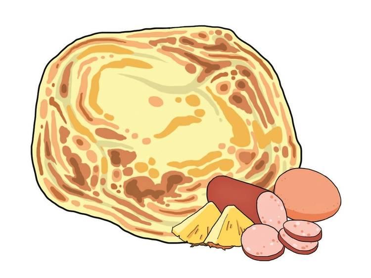 Roti Hawaii