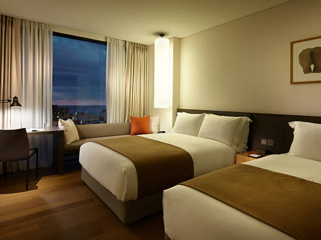 Shila Stay Jeju - twin room