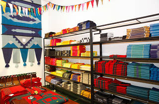 Where to go for batiks and handlooms