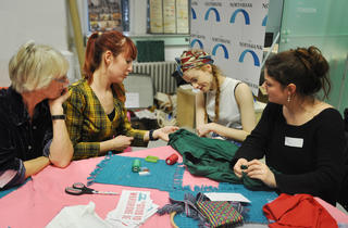 Refashion East: Stitch and Fix with HEBA
