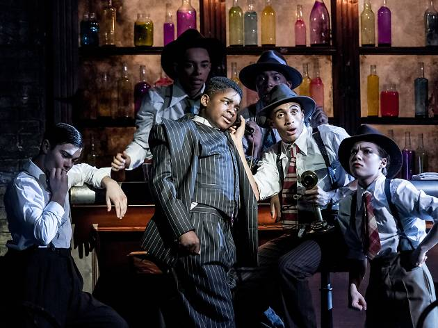 15 London theatre shows we loved the most in 2015:'Bugsy Malone'