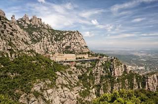 Montserrat panoràmica