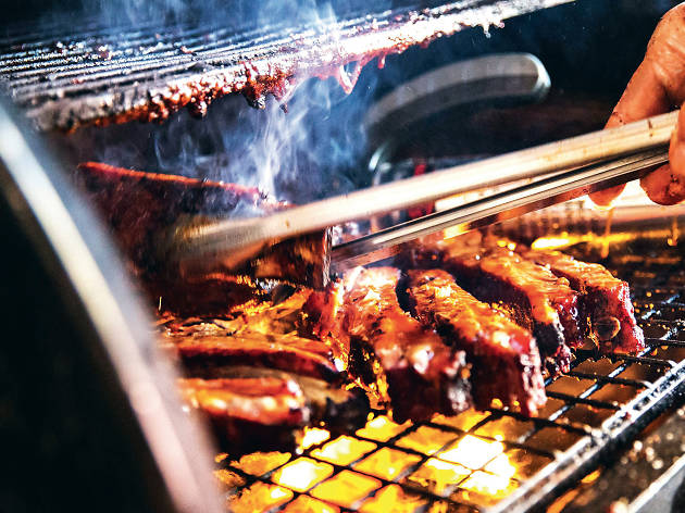 Smokestak in London's best street food
