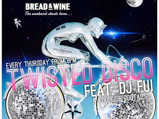 Bread & Wine Thursdays