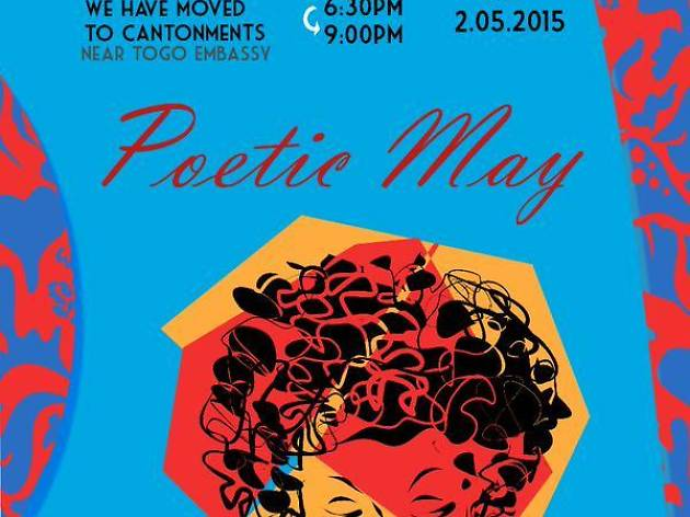 Poetic May | 2 May