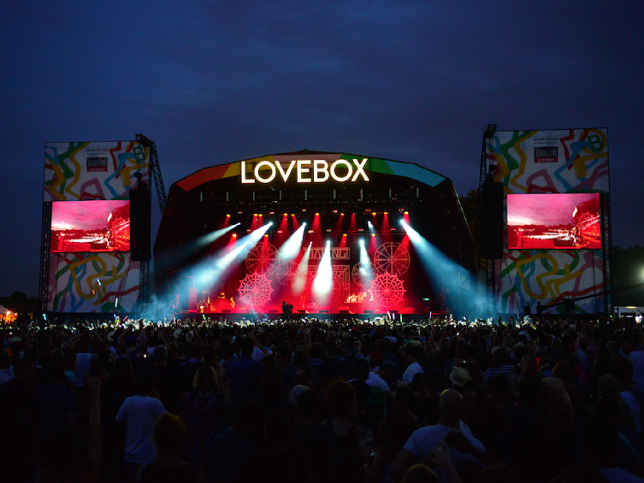 Win a pair of VIP weekend tickets to Lovebox Festival 2015 plus a two-night Town Hall Hotel stay