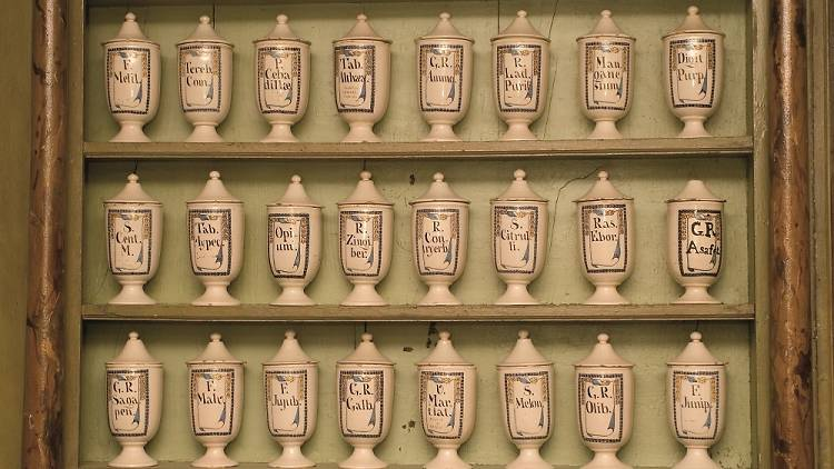 Museu Farmàcia Cardedeu