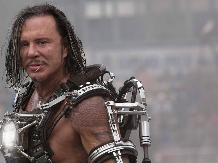 Ivan Vanko (Mickey Rourke), Iron Man 2