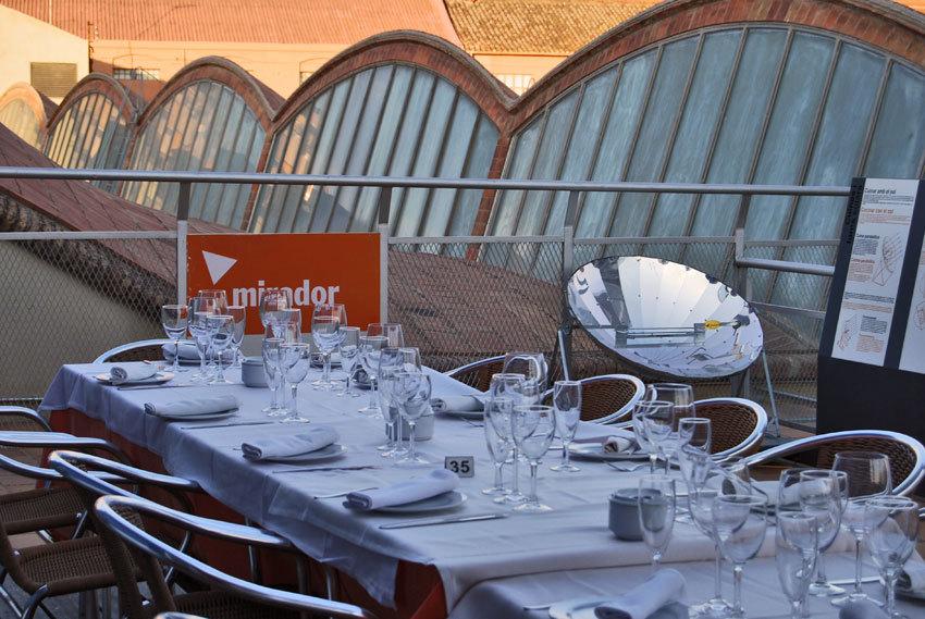 La Terrassa del Museu Restaurant