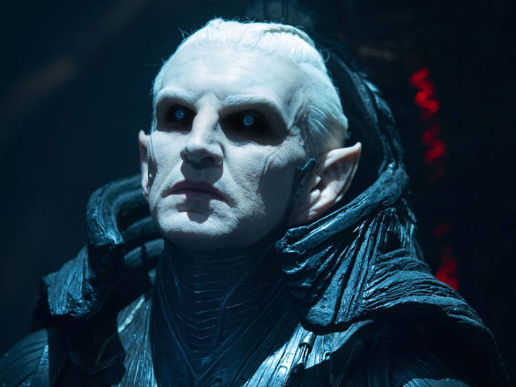 Malekith (Christopher Eccleston), Thor: The Dark World