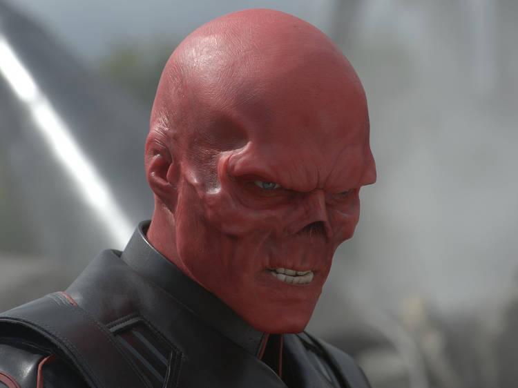 Red Skull (Hugo Weaving), Captain America: The First Avenger