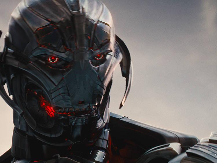 Ultron (James Spader), Avengers: Age of Ultron