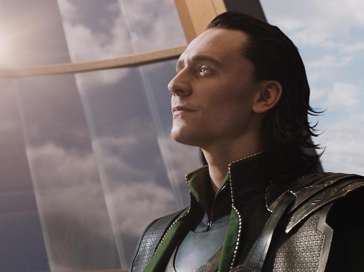Loki (Tom Hiddleston), Thor, The Avengers, Thor: The Dark World