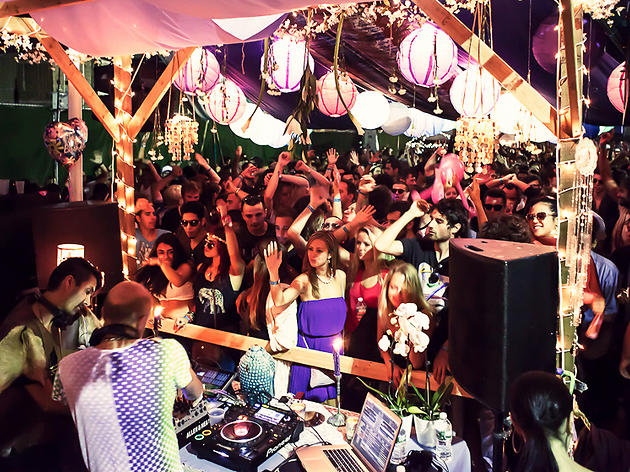 The best outdoor summer music parties in New York (2015)