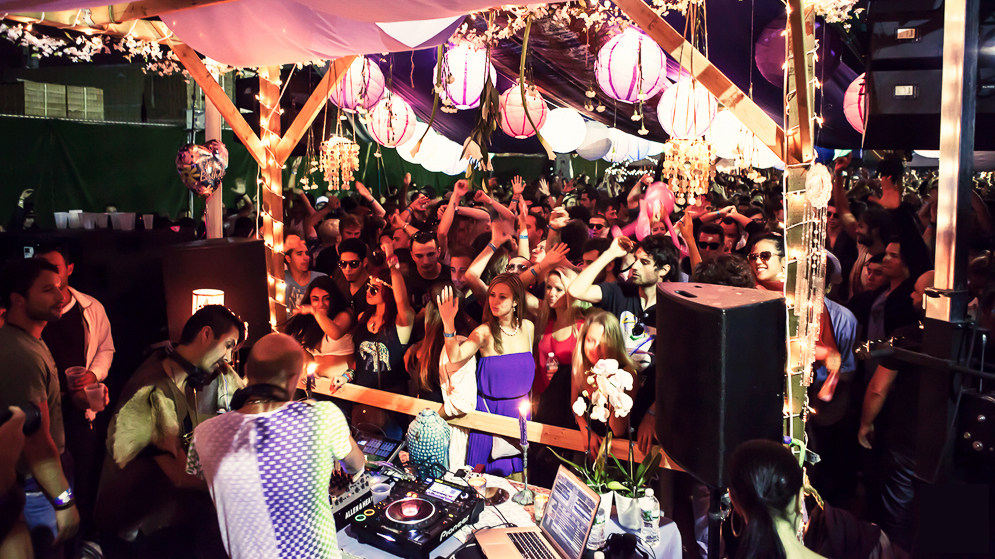 Our top 20 outdoor parties of the summer