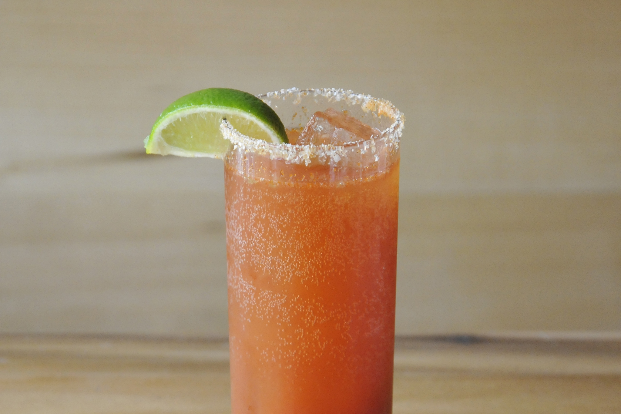 chipotle michelada at pearl & ash
