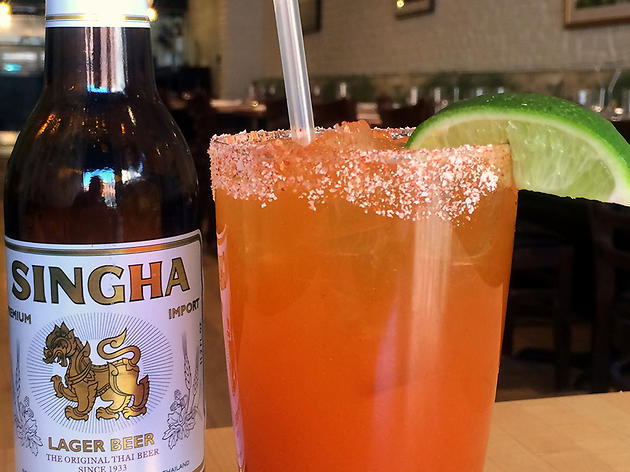 Kin Shop rama michelada