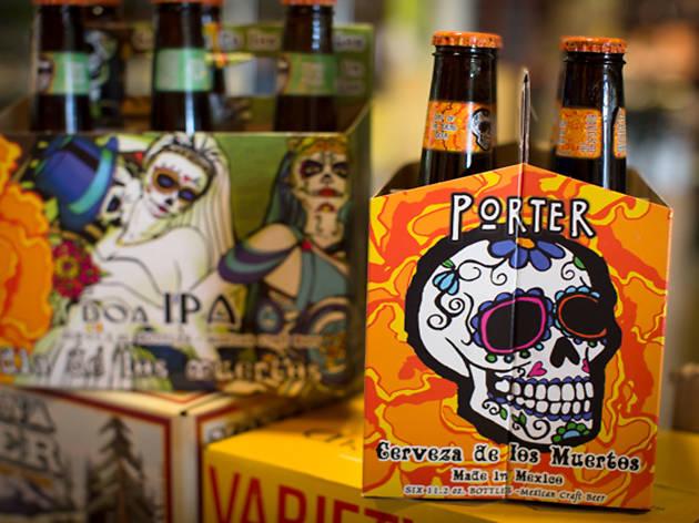 Cervezas de los Muertos (Day of the Dead) Porter