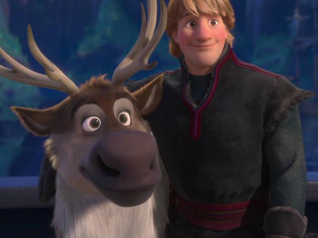Kristoff (Foto: Cortesía Disney)