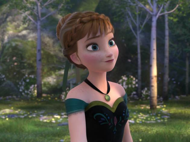 Anna (Foto: Cortesía Disney)