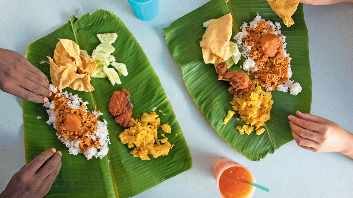 The best banana leaf restaurants in KL