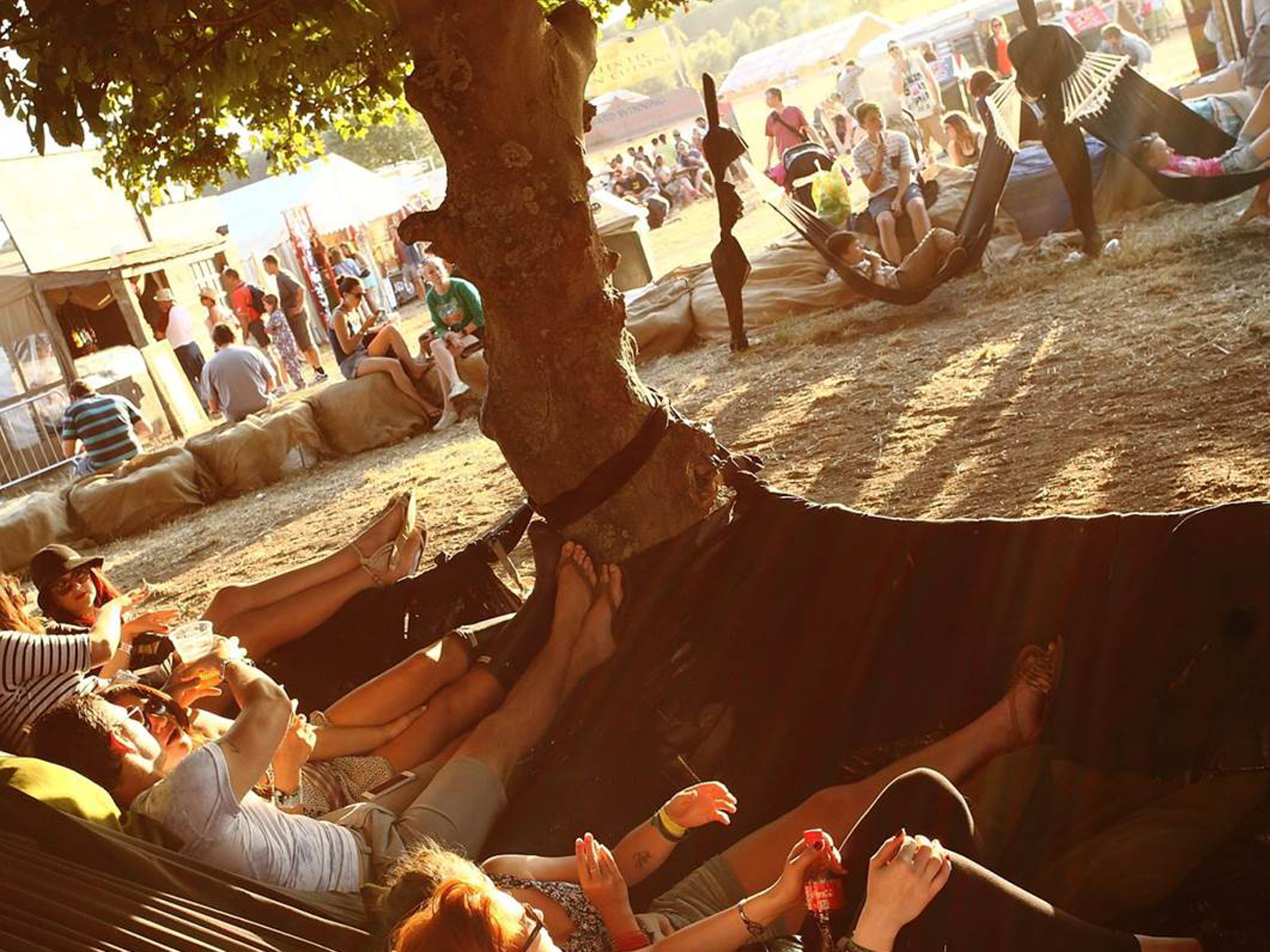 Win tickets for you and three friends to Standon Calling 2015