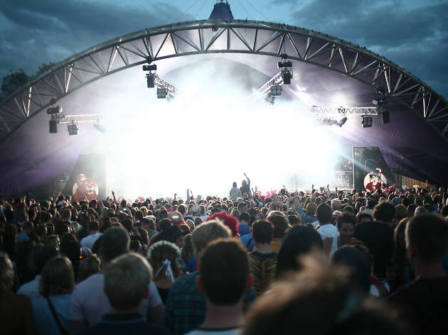 Standon Calling 2015 competition