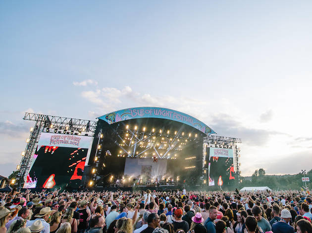 Isle of Wight festival 2015 competition